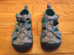 Keens - Toddler Seacamp ll Sandal Size 12T