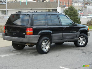 1996 Jeep Grand Cherokee Hatchback