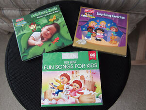 Children's CD's
