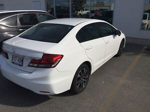 2015 Honda Civic EX Sedan ONLY 130.60$BiWeekly LEASE TAKEOVER!! Gatineau Ottawa / Gatineau Area image 2