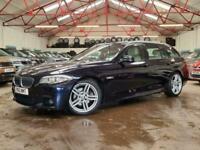2012 BMW 5 Series 2.0 520D M SPORT TOURING 5d 181 BHP Estate Diesel Automatic