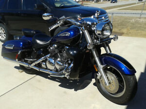 2008 Yamaha Royal Star Touring Deluxe 1300