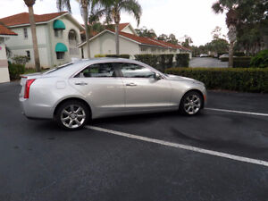 transfert de bail lease transfer 2016 Cadillac ATS luxury AWD 12