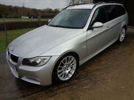 BMW 318 2.0TD 2008MY d Edition M Sport Touring