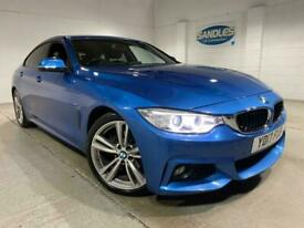image for 2017 BMW 4 SERIES GRAN COUPE 2.0 420d M Sport Gran Coupe Auto (s/s) 5dr Hatchbac