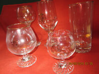 1988 collectable glasses