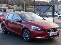 2013 Volvo V40 2.0 D3 SE Lux Nav (s/s) 5dr
