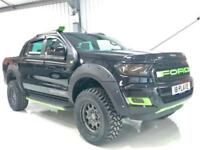 2018 NEW MONSTER TRUCK WIDEBODY RAPTOR RANGER WILDTRAK AUTO 3.2 AUTOMATIC WOW