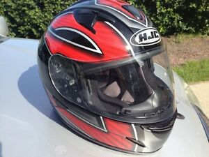 "HJC IS-16 ""Ramper"" Motorcycle Helmet - size XXL - LIKE NEW Strathcona County Edmonton Area image 1"