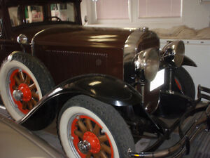 1930 Buick Fully Restored  & Running Well