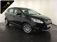 2011 61 FORD GRAND C-MAX TITANIUM TDCI DIESEL 7 SEATER FINANCE PX WELCOME