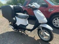 2016 TGB Delivery Delivery scooter 125 Petrol Manual