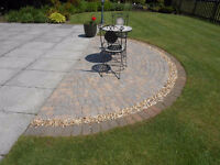 Stone Paving, Sodding, and all other landscaping services