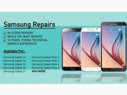 Samsung Repairs & Services in Northern Beaches, Manly