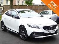 Volvo V40 1.6 D2 ( 115bhp ) Nav ( s/s ) 2014MY Cross Country Lux