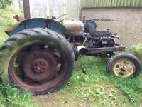 WANTED FORDSON SUPER MAJOR