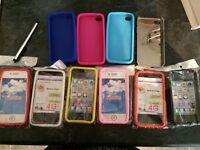 IPhone 4s silicone cases plus protective covers and stylus pen