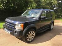 Land Rover Discovery 3 2.7TD V6 SE AUTOMATIC