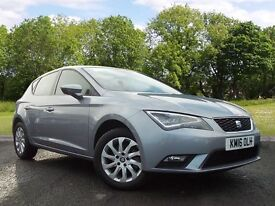 SEAT Leon 1.2 TSI SE (Tech Pack) 5dr (start/stop) (silver) 2016