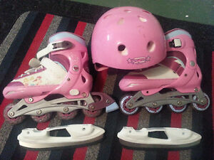 Disney Princess Roller Blades/Ice Skates