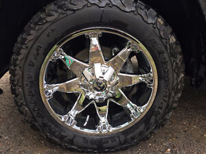 "***DEAL*** 20"" Dodge Ram or Toyata Tundra WHEELS ONLY"