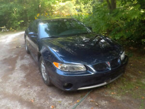 2001 Pontiac Grand Prix Berline