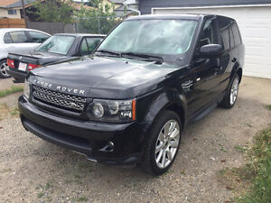 2012 Land Rover Range Rover Sport Supercharged - $39900