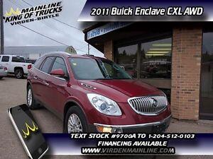 2011 Buick Enclave CXL  - $148.47 B/W