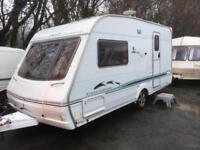 ☆ 2004/05 SWIFT CHALLENGER 480 SE ☆ 2 BERTH TOURING CARAVAN ☆IMMACULATE 4 YEAR☆
