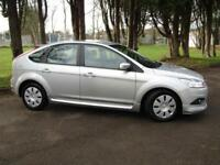 Ford Focus 1.6TDCi 110 Econetic**£30 TAX**1 P/OWNER**FSH**78MPG**NEW TURBO&DPF**