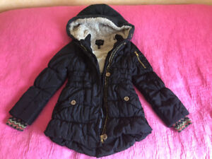 Jessica Simpson's GirlsWinterJacket/Like New/Prix non negotiable