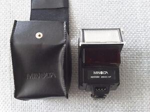 Minolta 2800 flash