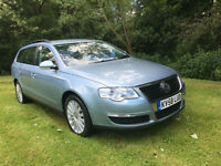 2008 58 Volkswagen Passat 2.0TDI ( 140PS ) DSG 2 Highline ESTATE