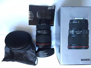 Canon EF 16-35mm f/4L IS USM Lens Edmonton Edmonton Area image 1