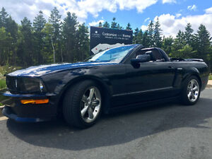 2007 Ford Mustang Gt California Special Convertible