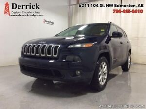 2016 Jeep Cherokee Used 4WD Latitude 10K Kms Bluetooth $165 B/W