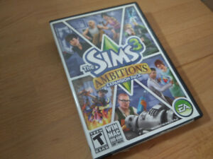 The Sims 3 Ambitions Expansion Pack (DVD-ROM)