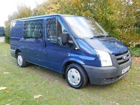 Ford Transit 260 SWB LR DCBNO VAT TO PAY
