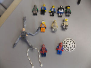 LEGO MINIFIGS  - ALIENS, SPACE, MUMMY, GHOST, SPONGEBOB, MARVEL