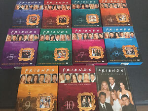 Friends Complete Series + Special Edition Finale