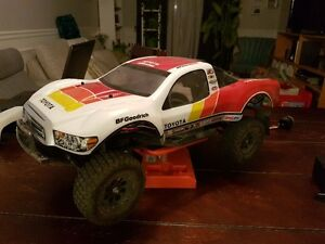 Traxxas Slash LCG 2wd