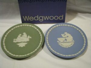FOR SALE:  WEDGWOOD MOTHERS DAY PLATES SET OF 4