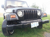 2003 Jeep TJ Sport SUV, Crossover 4x4 Safety Certified Wrangler