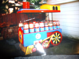 Vending - bulk candy machines and Candy train - FOR SALE