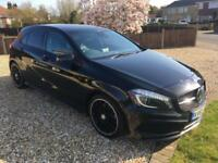 Mercedes A220 2.1 CDI 7G-DCT AMG Night Edition Auto Automatic