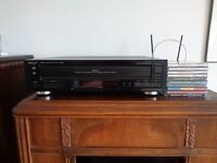 TEAC PD-D2610 CD Multi Player in mint cond.