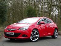 2011 61 Vauxhall Astra GTC 2.0CDTI s/s (165ps)..3 Door Coupe..FULL S/HISTORY