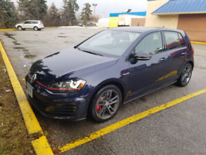 2017 VW GTI Performance lease takeover