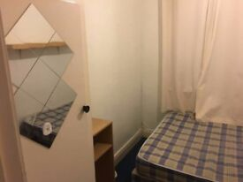 Single Room Double Bed Available in Uxbridge