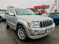 2007 Jeep Grand Cherokee 3.0CRD V6 Auto Overland **Full History - Excellent**